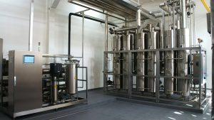 Tijdens een controle waterbehandeling wordt de werking van de waterbehandelingsinstallatie gecontroleerd