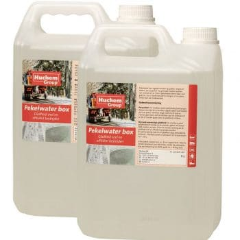 Pekelwater cans 2x5L