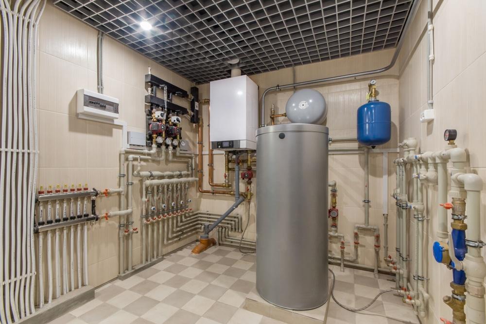 klimaatsysteem: boiler en cv