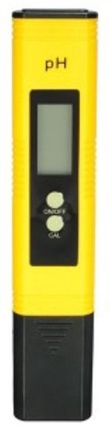 digitale ph-meter lcd model