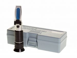 Glycol-refractometer