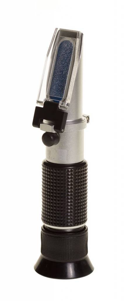 Glycol tester refractometer