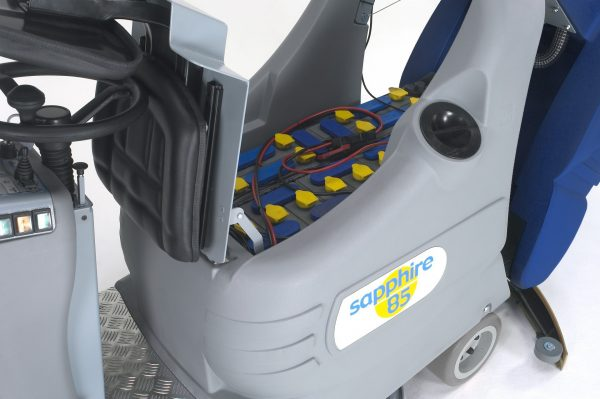Batterijen Sapphire 85