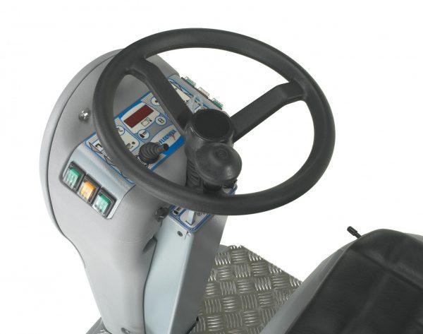 Dashboard Sapphire 85